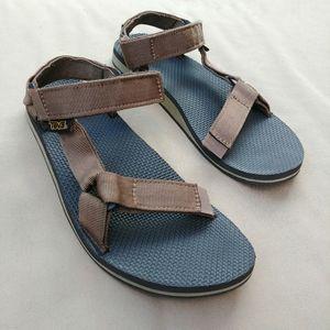 Teva Original Universal Men's Sandal Brown Size 9